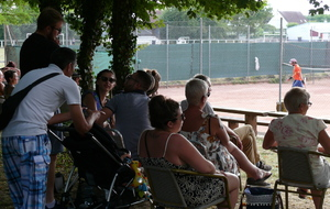 Tournoi Open Séniors AS Puiseaux Tennis